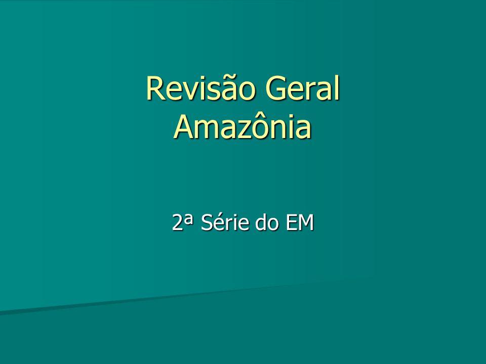 Revisão Geral Amazônia