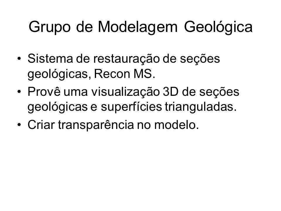 Grupo de Modelagem Geológica