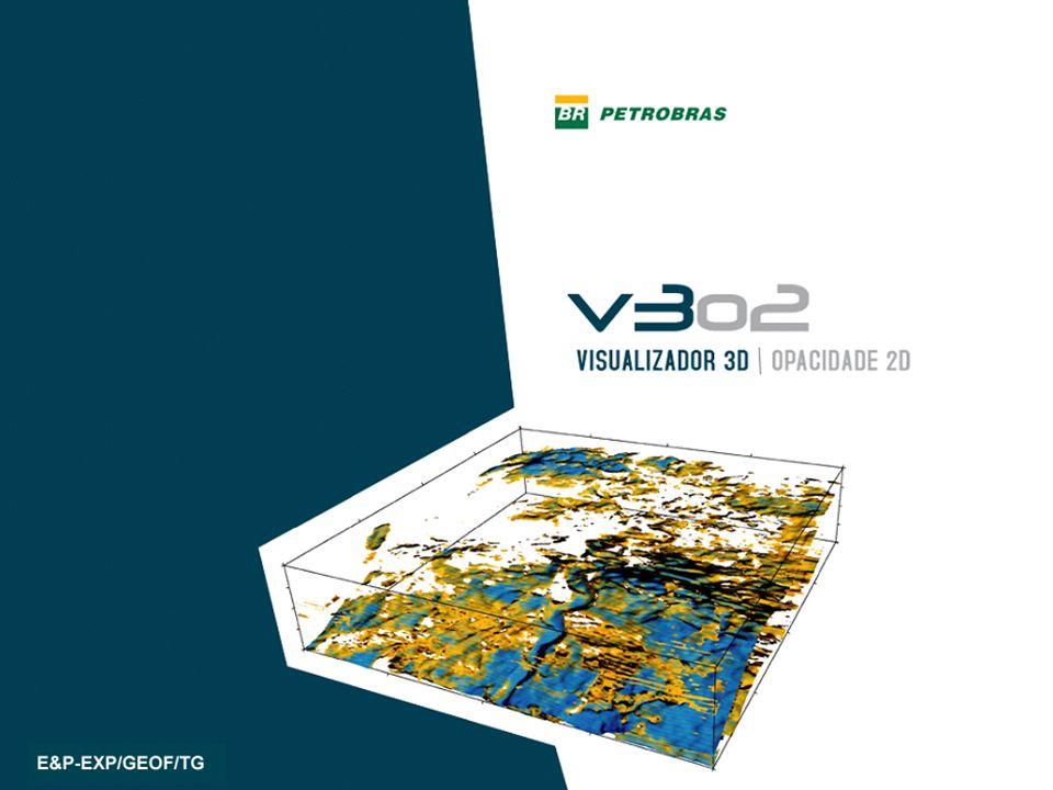 Para o público que ainda não conhece, vamos apresentar o Visualizador 3D v3o2 que está sendo desenvolvido na Petrobras, em parceria com a PUC- Tecgraf