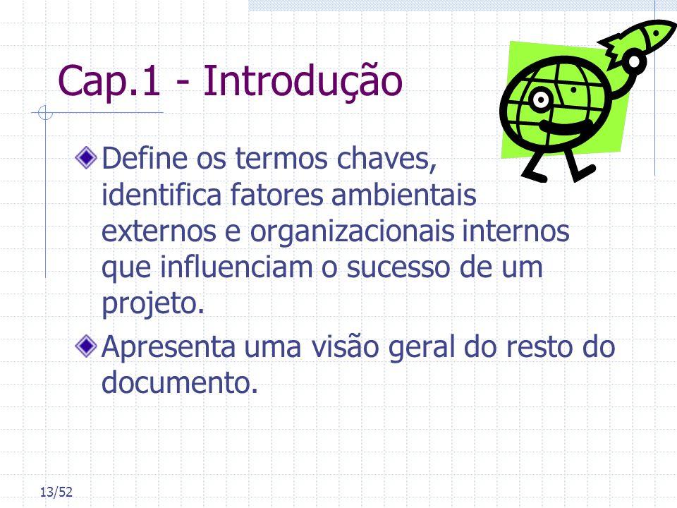 Cap.1 - Introdução