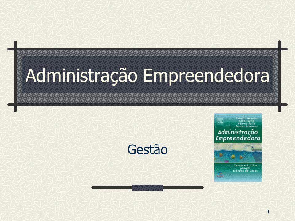 Administração Empreendedora