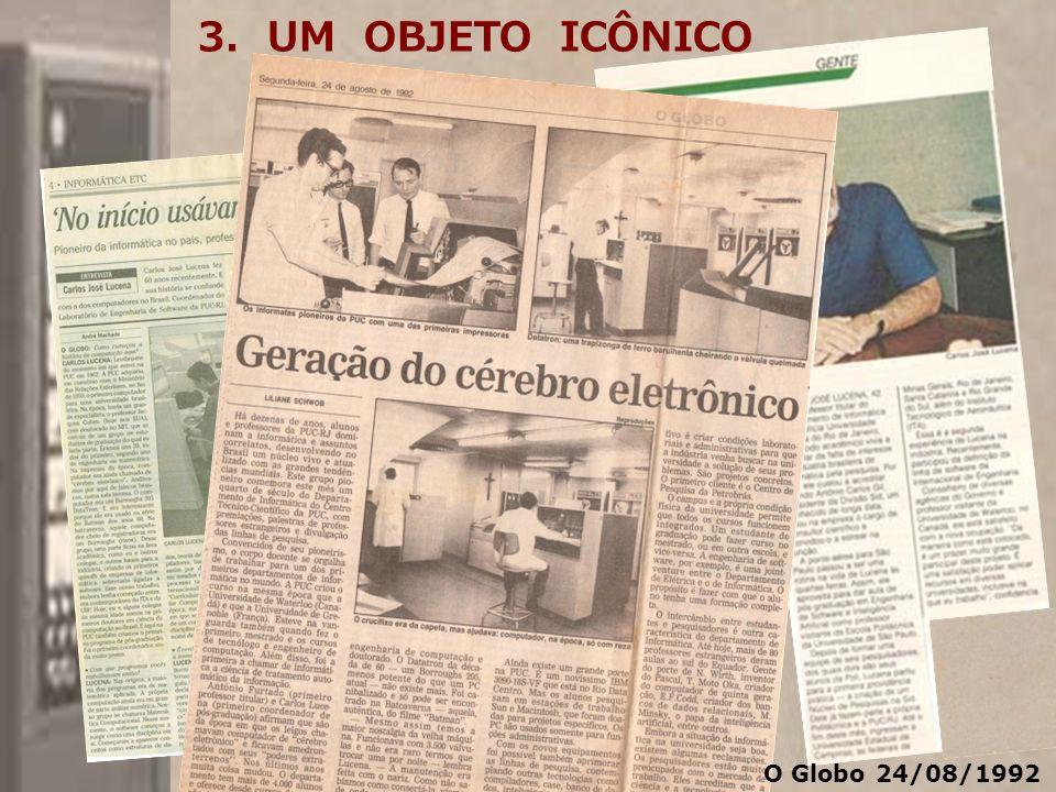 3. UM OBJETO ICÔNICO Correio da Manhã 14/06/1960 Jornal do Brasil