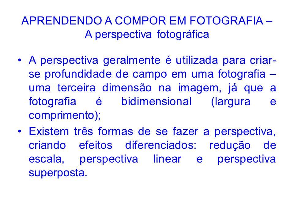 APRENDENDO A COMPOR EM FOTOGRAFIA – A perspectiva fotográfica