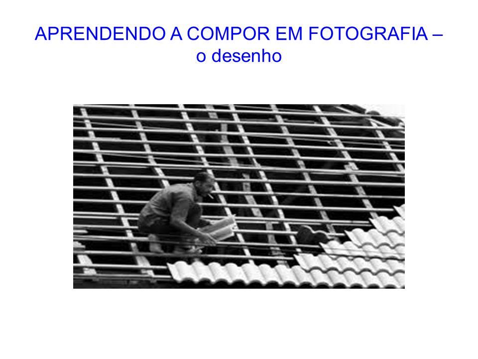 APRENDENDO A COMPOR EM FOTOGRAFIA – o desenho