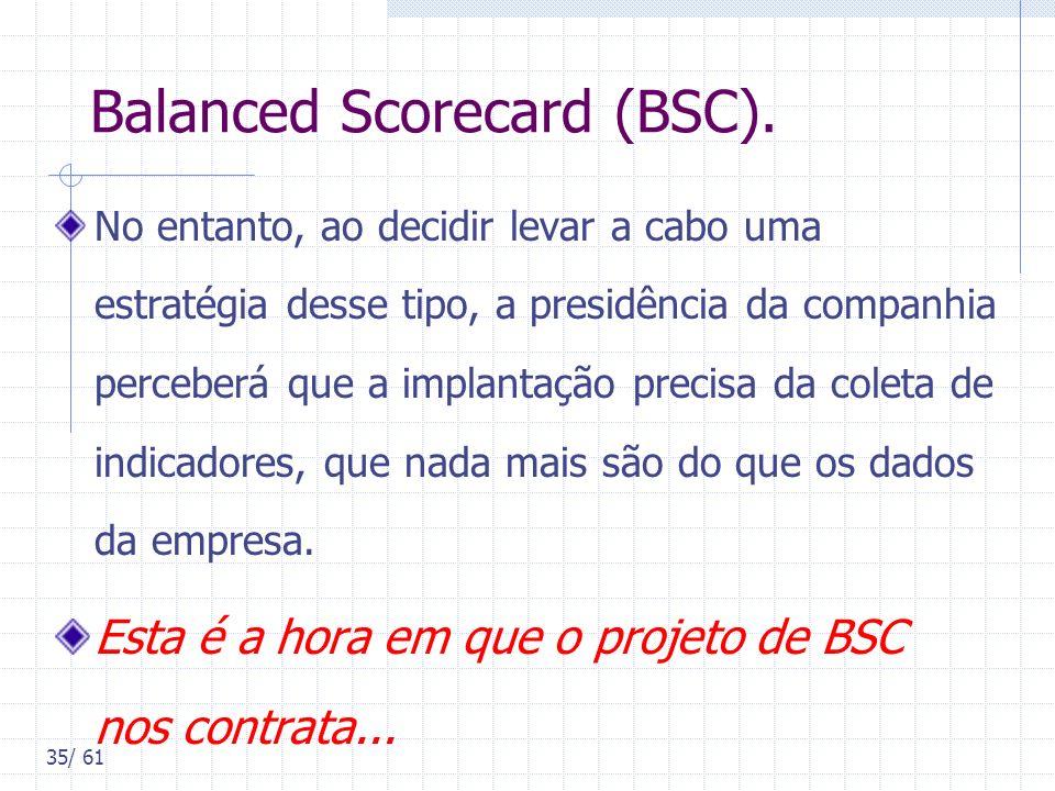 Balanced Scorecard (BSC).