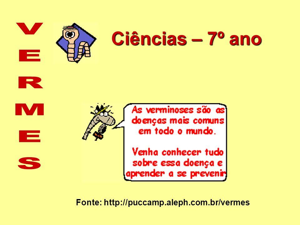 Fonte: http://puccamp.aleph.com.br/vermes