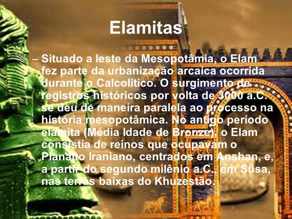 Elamitas