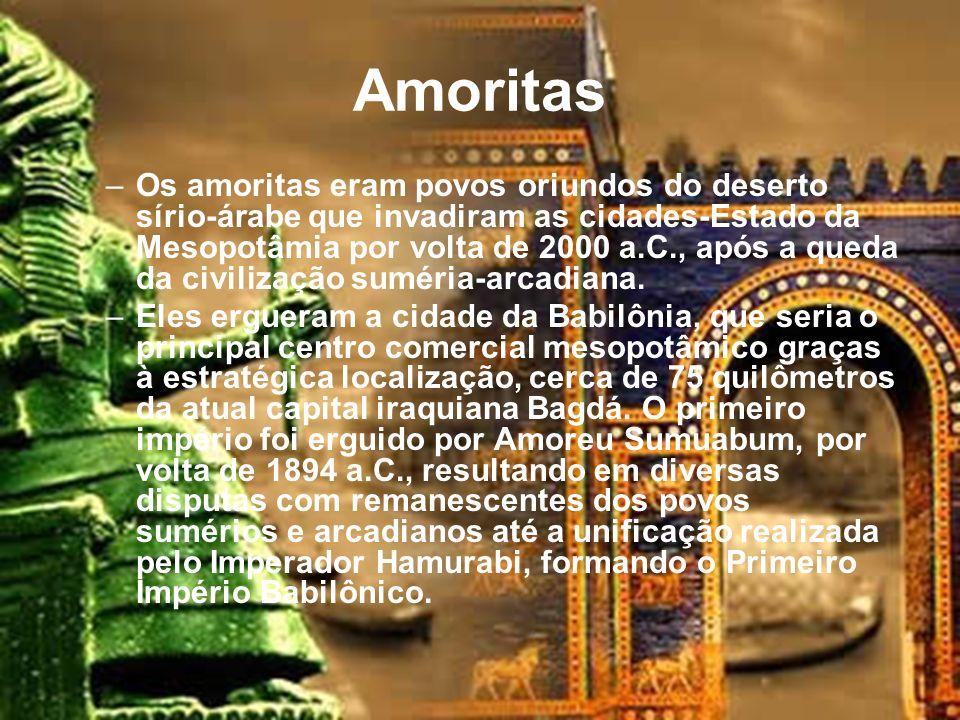 Amoritas