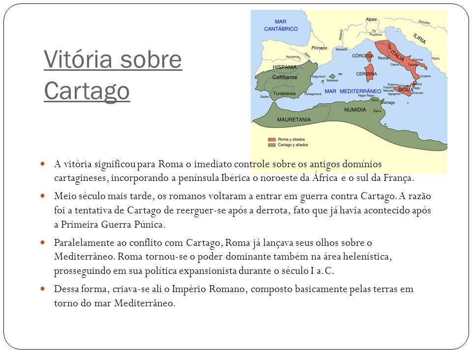 Vitória sobre Cartago