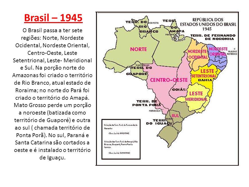Brasil – 1945