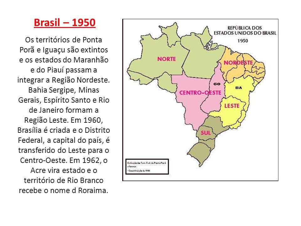 Brasil – 1950