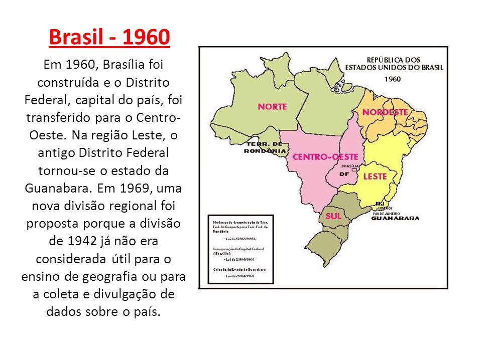 Brasil - 1960