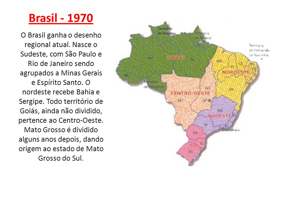 Brasil - 1970