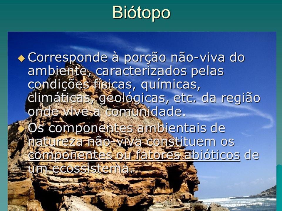Biótopo