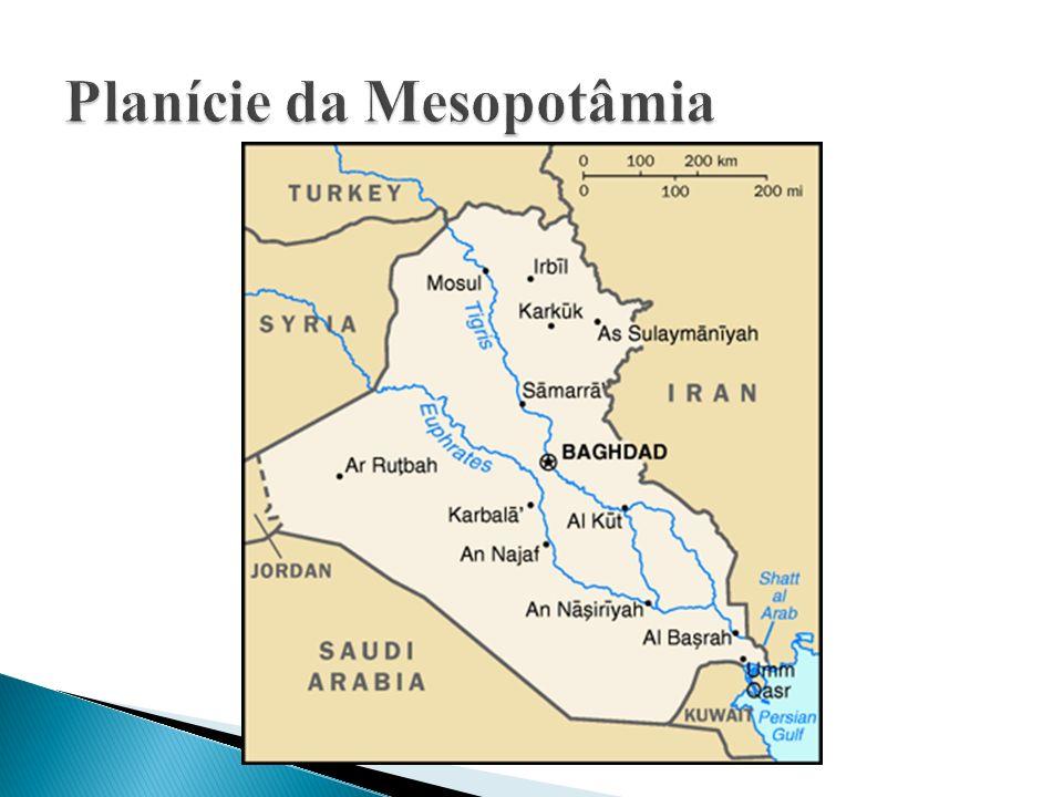 Planície da Mesopotâmia