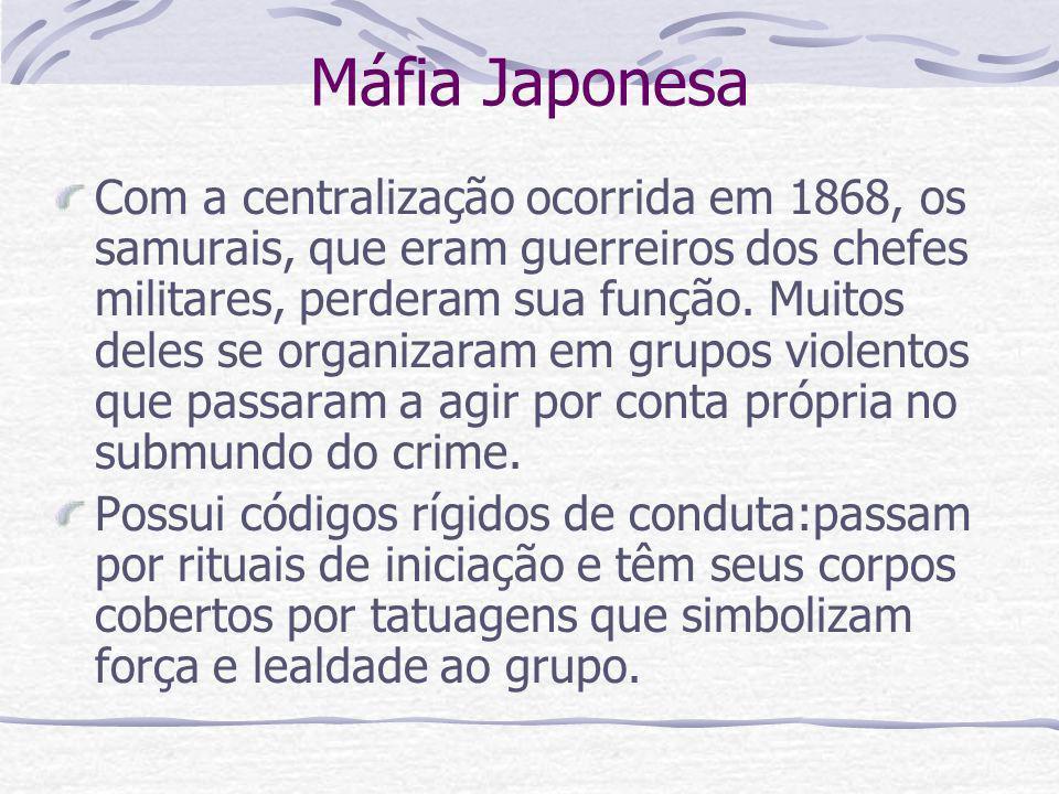 Máfia Japonesa