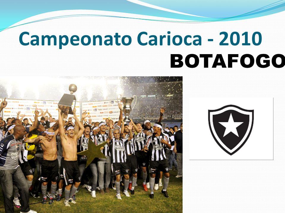 Campeonato Carioca - 2010 BOTAFOGO