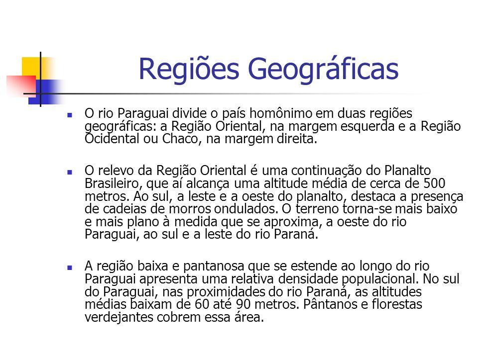 Regiões Geográficas