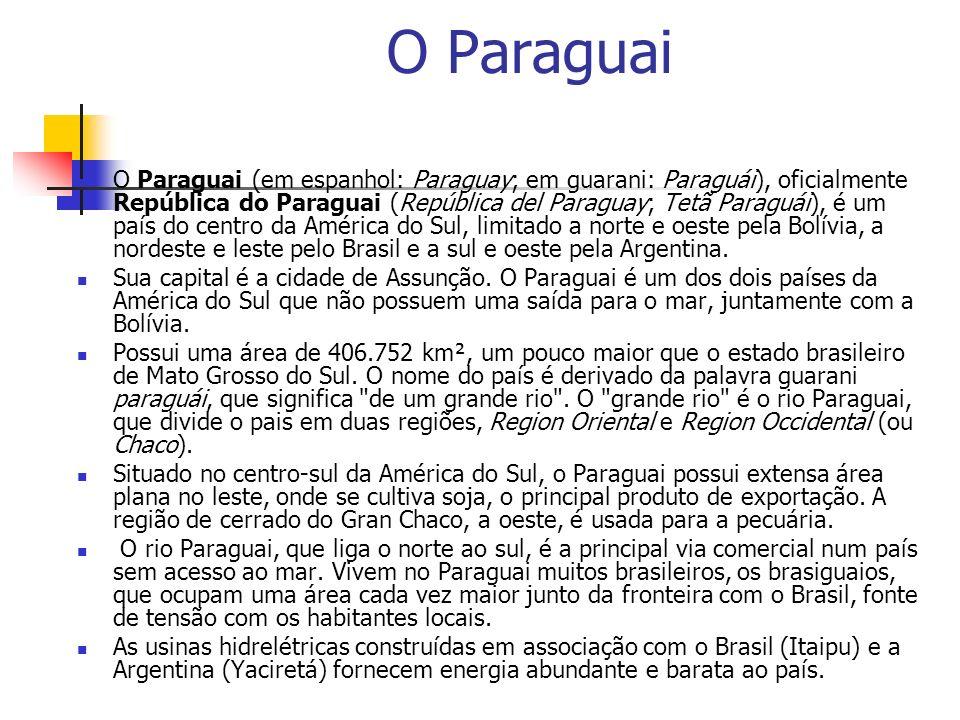 O Paraguai