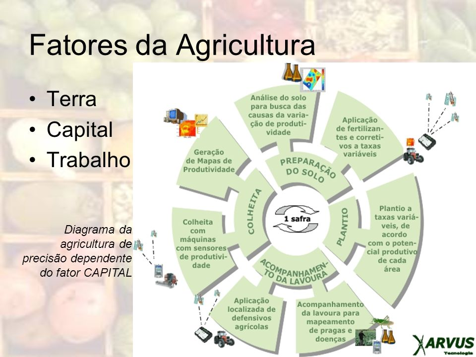 Fatores da Agricultura