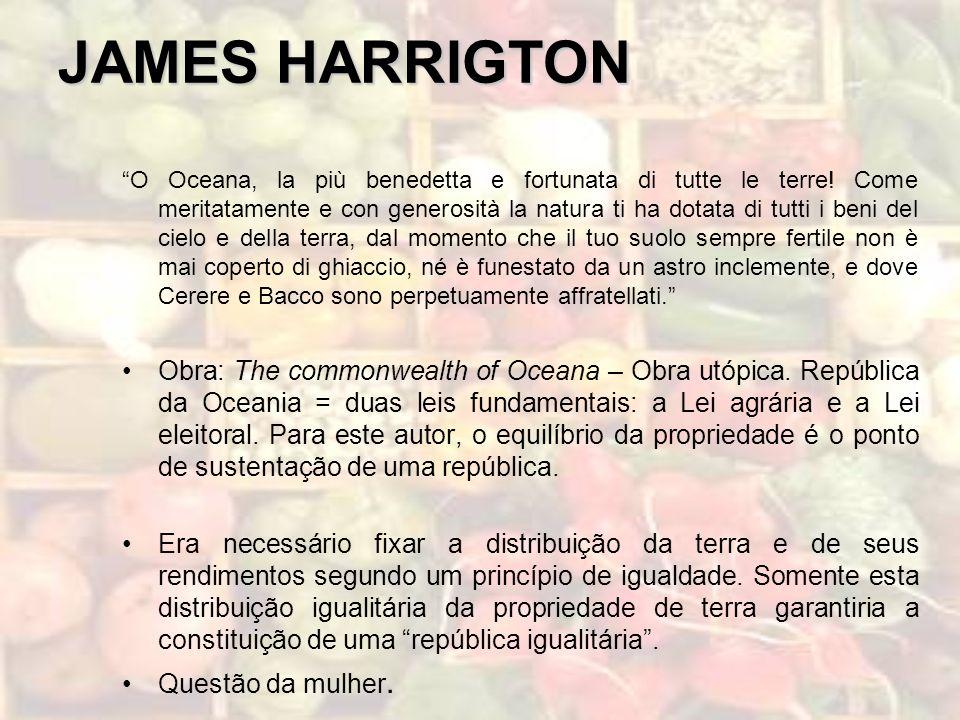 JAMES HARRIGTON