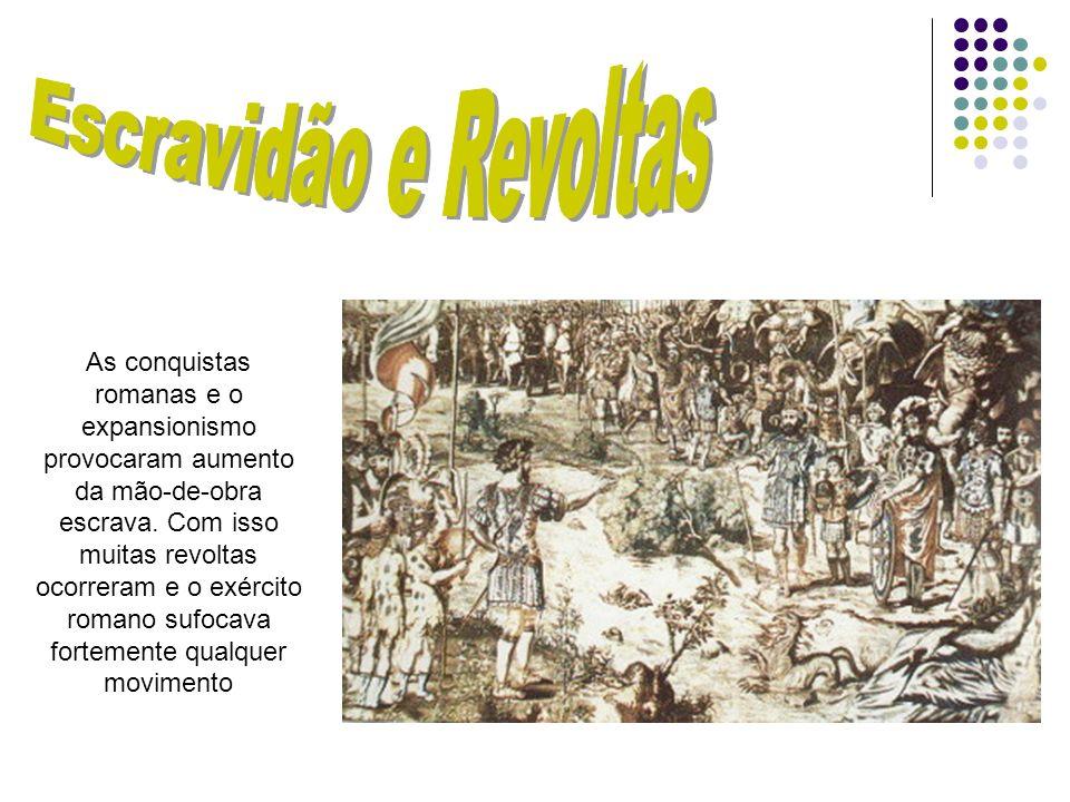 Escravidão e Revoltas