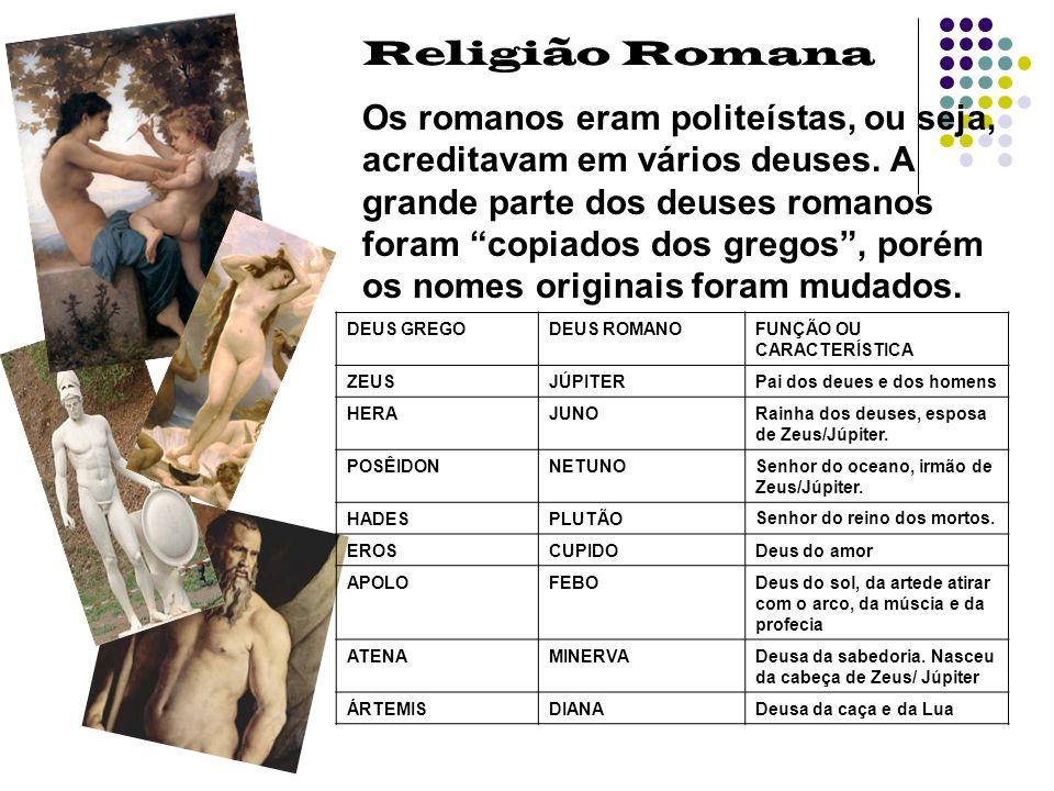 Religião Romana