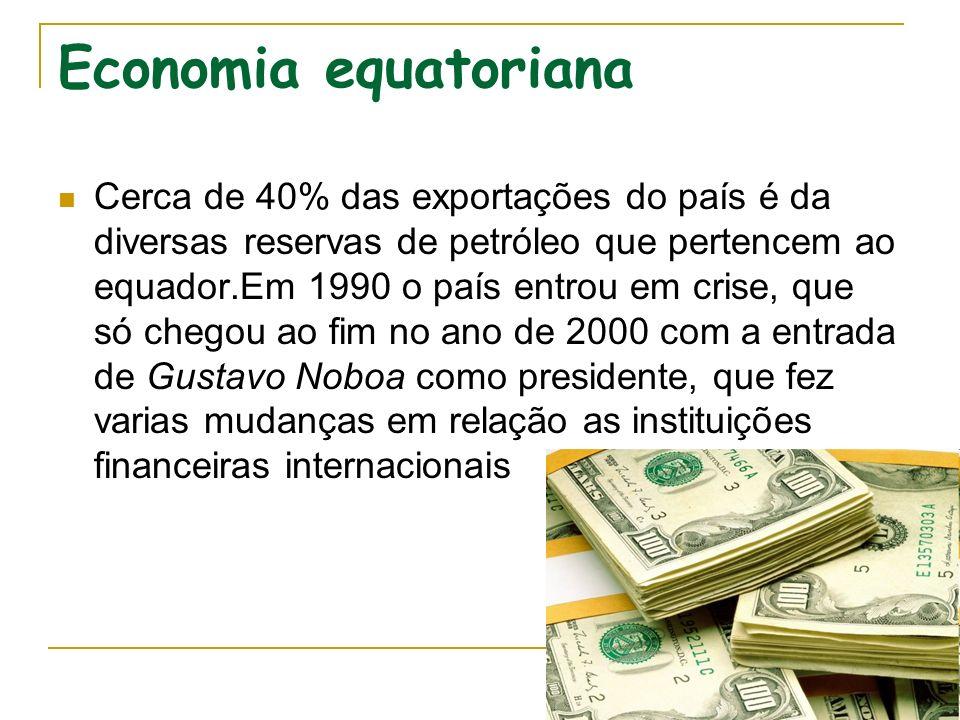 Economia equatoriana