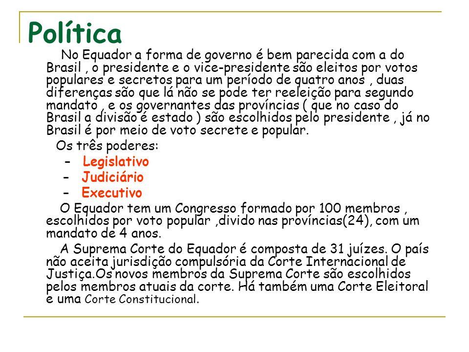 Política Os três poderes: - Legislativo - Judiciário - Executivo