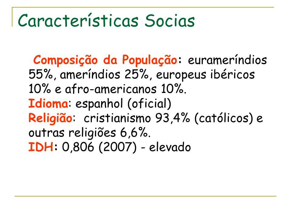 Características Socias