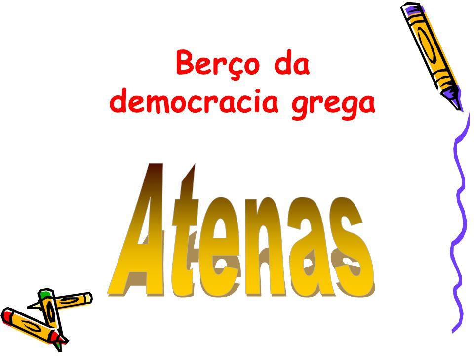 Berço da democracia grega