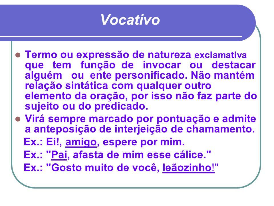 Vocativo