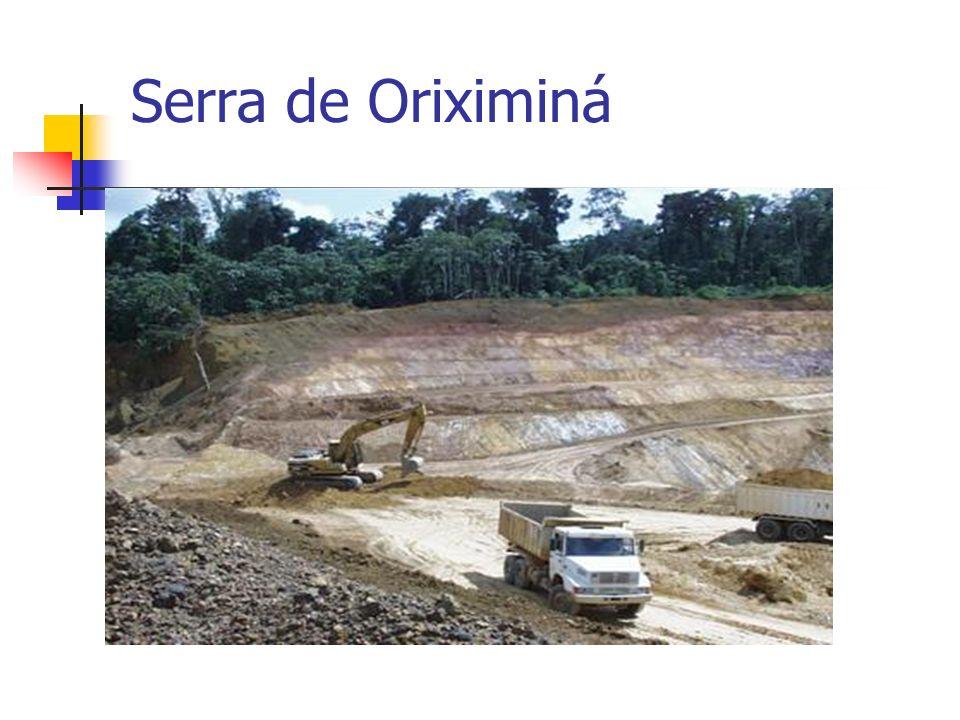 Serra de Oriximiná