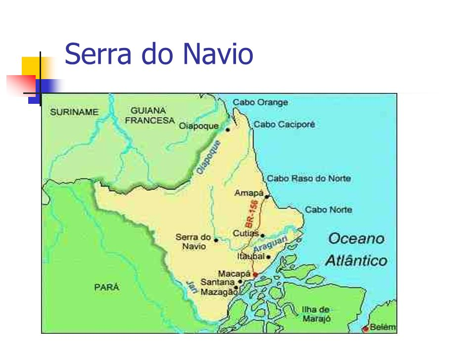 Serra do Navio