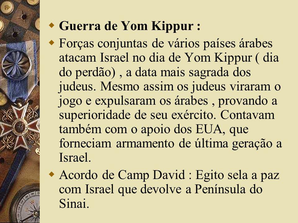 Guerra de Yom Kippur :