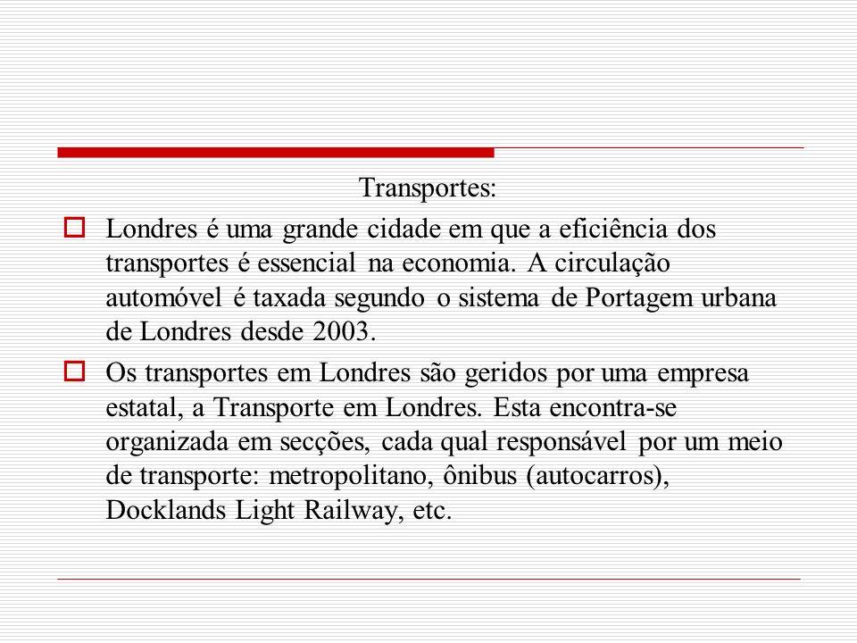 Transportes: