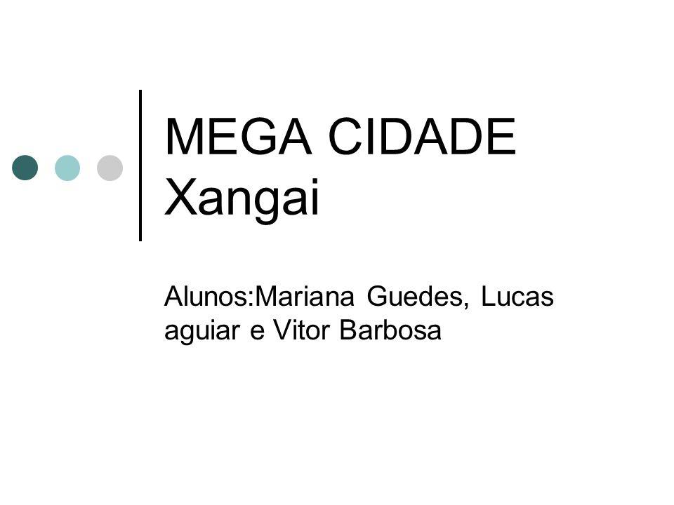 Alunos:Mariana Guedes, Lucas aguiar e Vitor Barbosa