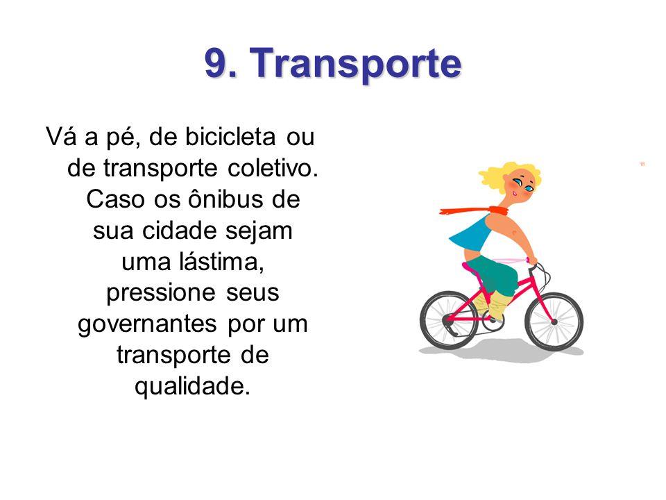 9. Transporte