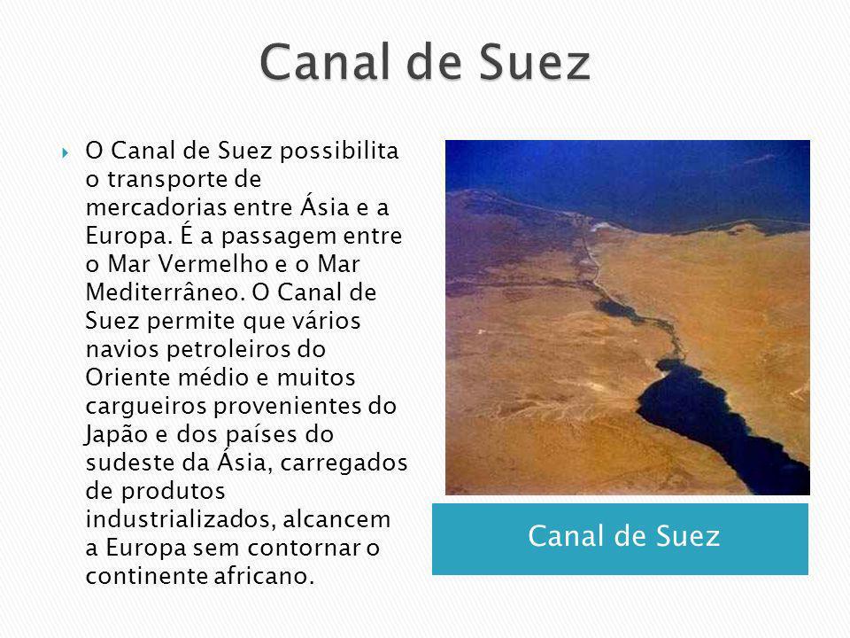 Canal de Suez Canal de Suez