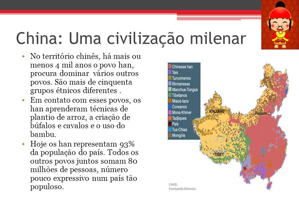 China: Uma civilização milenar