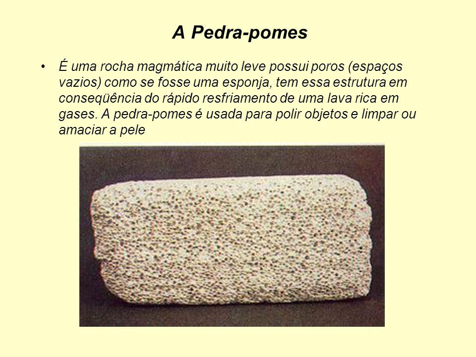 A Pedra-pomes