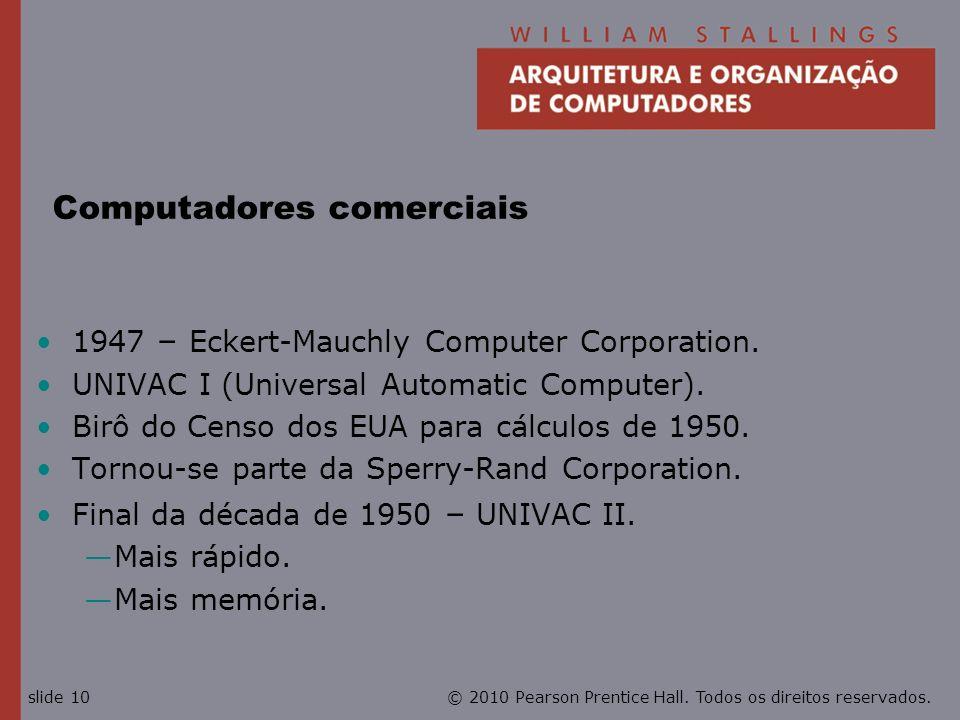 Computadores comerciais