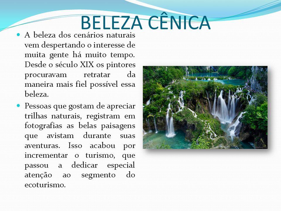 BELEZA CÊNICA
