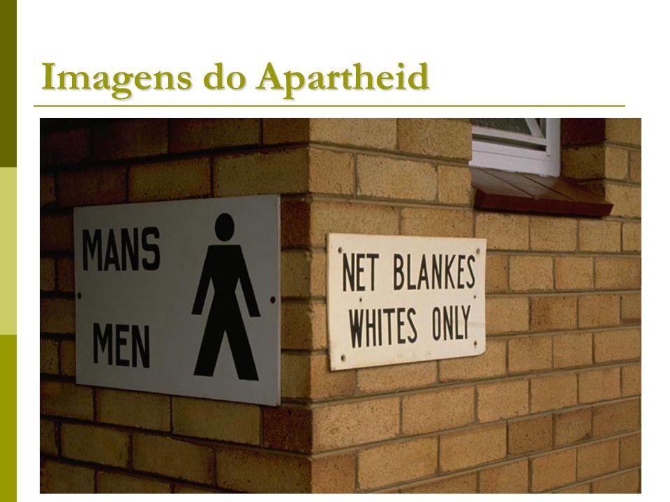 Imagens do Apartheid