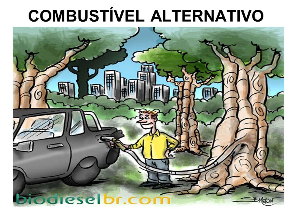 COMBUSTÍVEL ALTERNATIVO