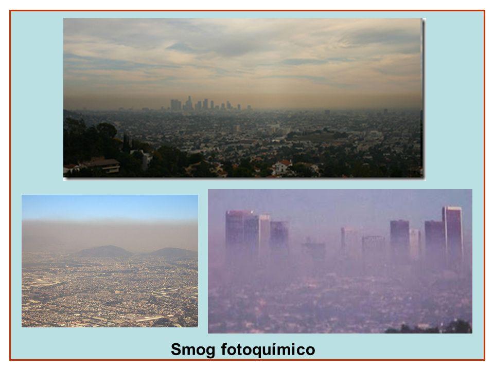 Smog fotoquímico