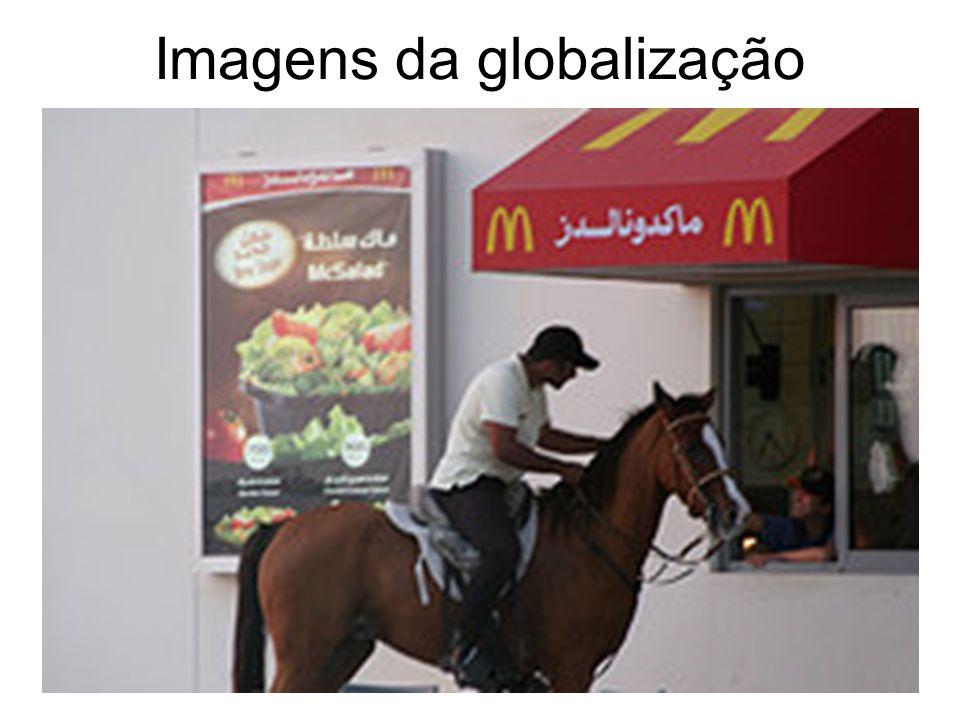 Imagens da globalização