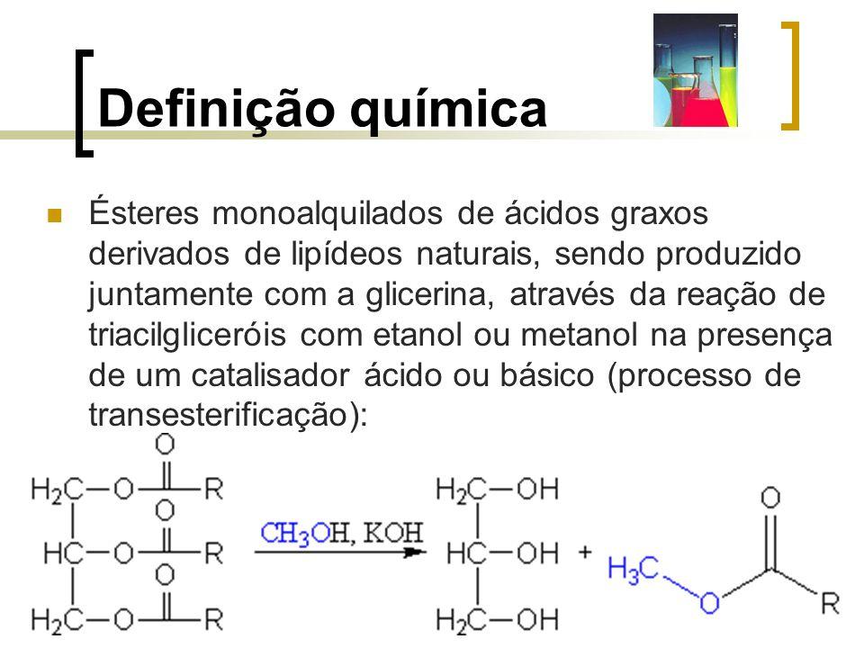 Definição química