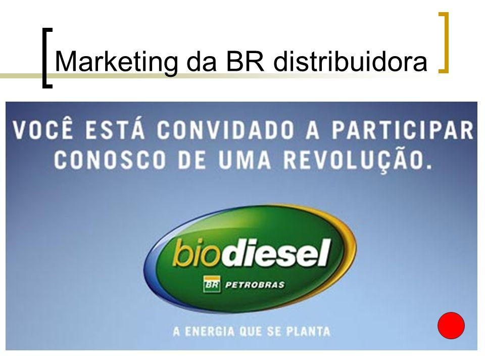 Marketing da BR distribuidora