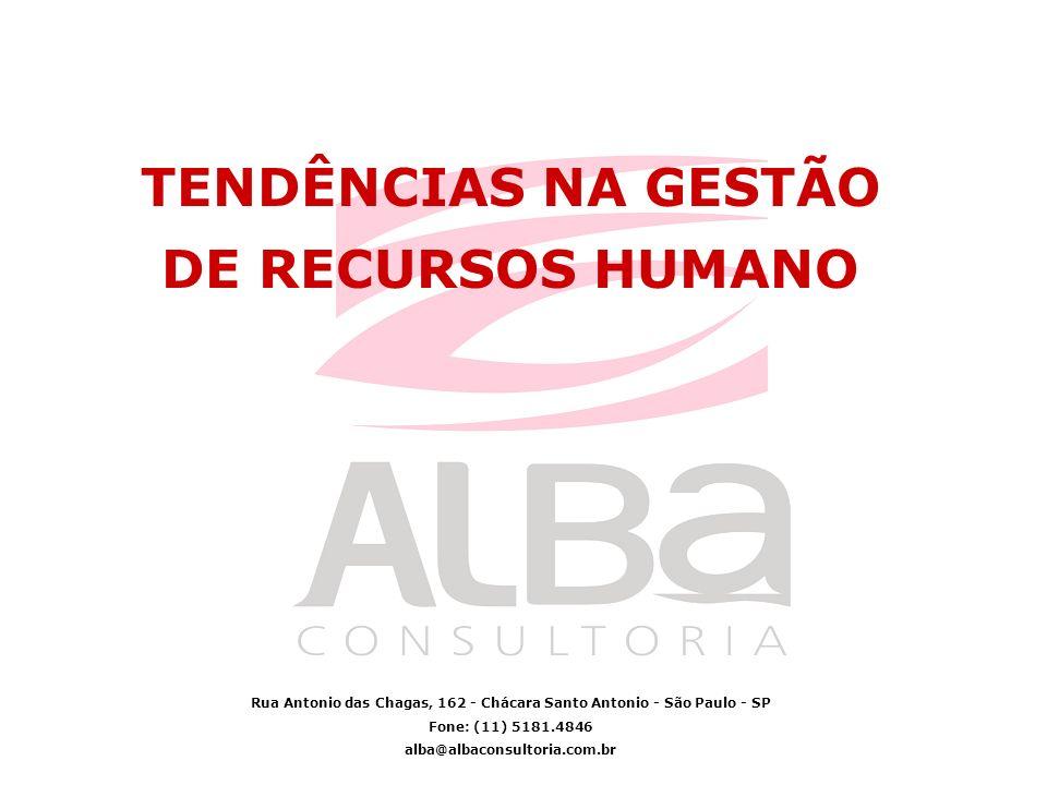 TENDÊNCIAS NA GESTÃO DE RECURSOS HUMANO